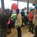 John Lof Leadership Academy Visits Illing Middle School