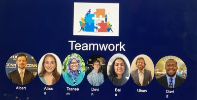 The Last Summer Workshop: Teamwork